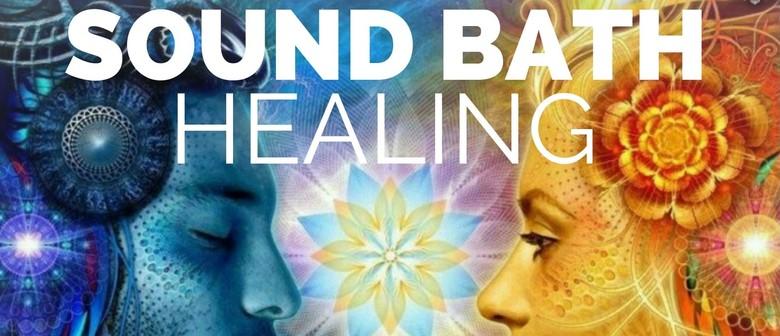 A Unique Sound Bath Healing Experience