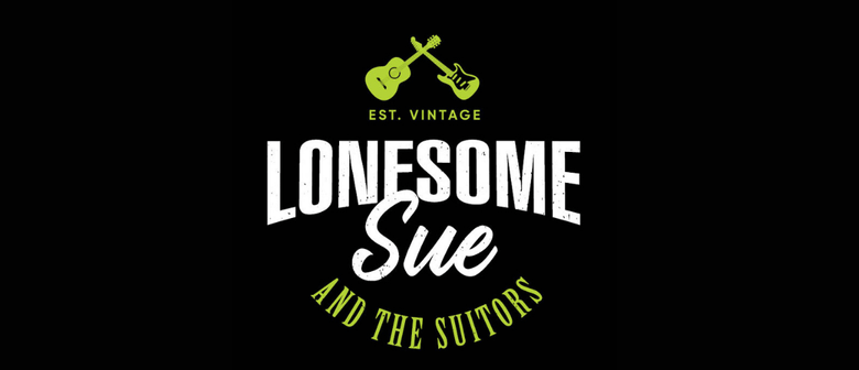 Lonesome Sue and the Suitors
