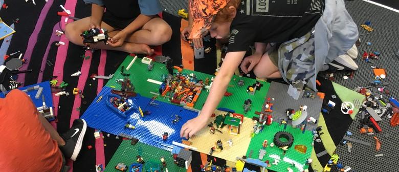 Technology Holiday Programme - Lego Creation (5-8)