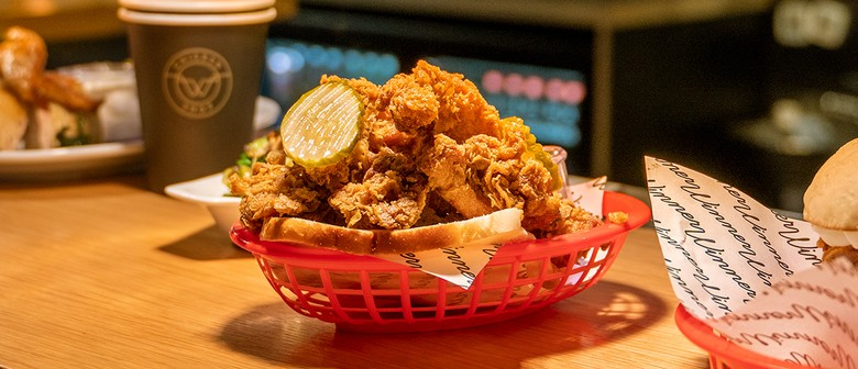 Bottomless Fried Chicken Dinner