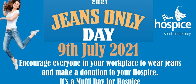2021 Jeans Only Day