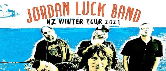 Jordan Luck Band - Whatever Happened?