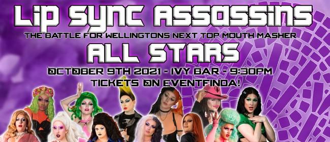 Lip Sync Assassins ALL STARS!: CANCELLED