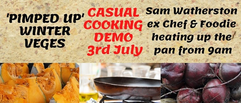 Casual Cooking Demo