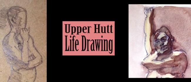 Upper Hutt Life Drawing