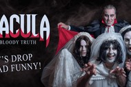Image for event: Dracula - The Bloody Truth