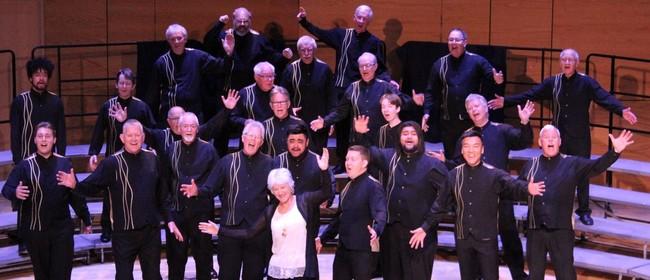 Concert: Mighty River Harmony Barbershop Men's Chorus