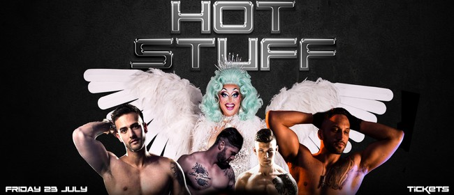 HOT STUFF - Featuring Kita Mean and the Stallions
