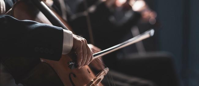 Taranaki Youth Orchestra Live in Ngā Hau Ngākau