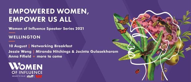Women of Infuence Speaker Series - Wellington