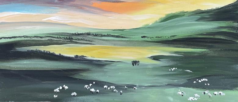 Paint and Wine Night - Farmland Sheep: POSTPONED