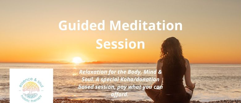 Guided Meditation with Milinda