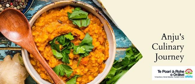 Culinary Journey With Anju