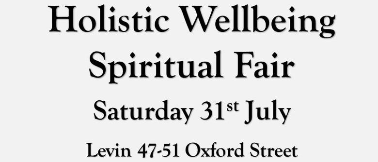 Levin Holistic Wellbeing Spiritual Fair