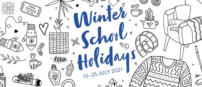 Winter School Holidays Stories, Milo and Magic