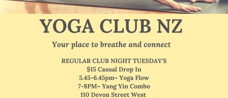 Yoga Club NZ