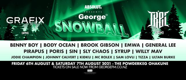 George FM Snowball 2021