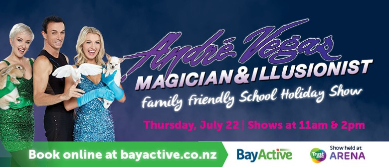 André Vegas Magician & Illusionist - Family Show