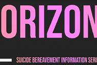 Horizons Suicide Bereavement Information Series