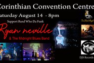 Image for event: Ryan Neville & Midnight Blues Band