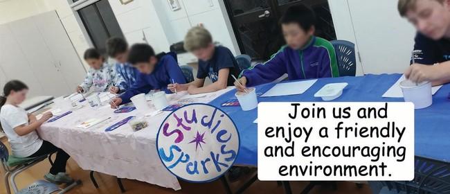 Studio Sparks - Afterschool ART