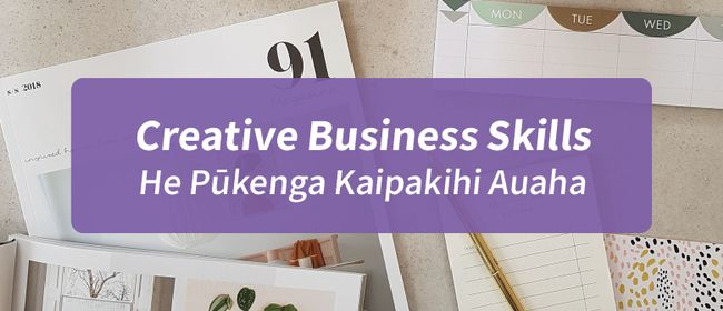 Creative Business Skills Workshops