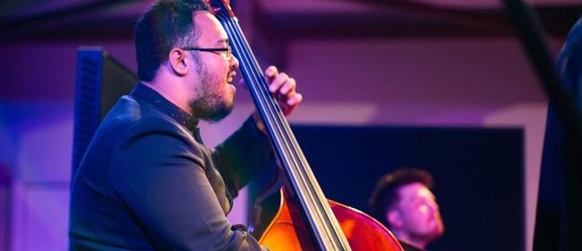 Umar Zakaria Trio at the DYJF Showcase Concert