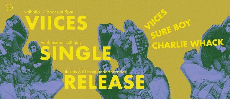 Viices Single Release with Sure Boy and Charlie Whack