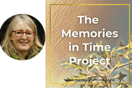 Image for event: The Memories in Time Project with Fiona Brooker