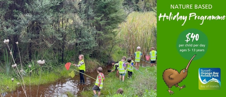 Nature Based School Holiday Programme