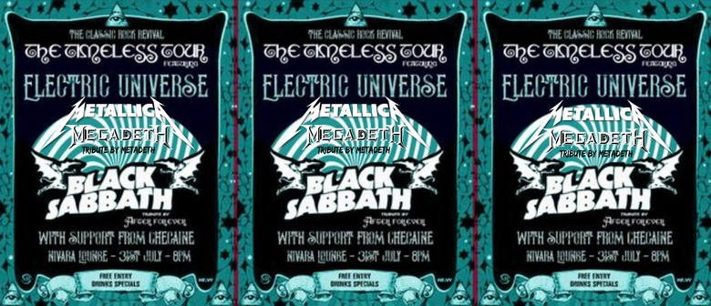 The Timeless Tour - Classic Rock Revival