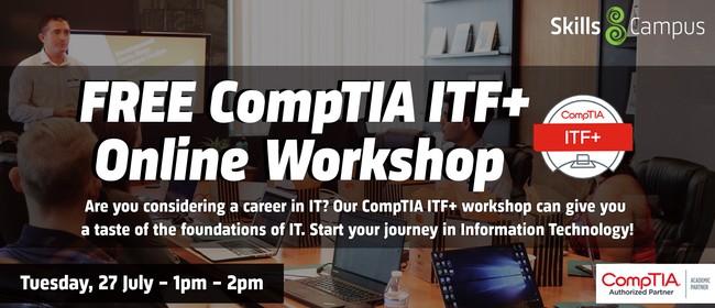 Online CompTIA ITF+ Workshop