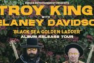 Image for event: Troy Kingi with Delaney Davidson - 'Black Sea Golden Ladder'