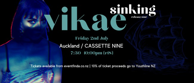 VÏKÆ - Sinking Single Release Tour