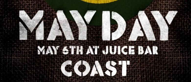 Mayday - Coast - The Midnights - Soulsystem (Chch)
