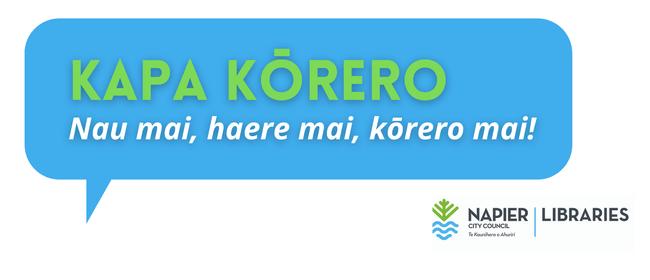 Kapa Kōrero