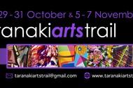 Image for event: Taranaki Arts Trail 2021