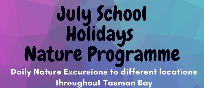 July School Holidays Nature Programme