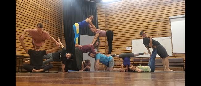 Yoga $ AcroYoga Christchurch  - Wednesday