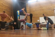 Image for event: Yoga $ AcroYoga Christchurch  - Wednesday
