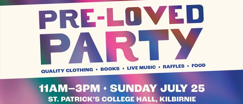 Pre-Loved Party
