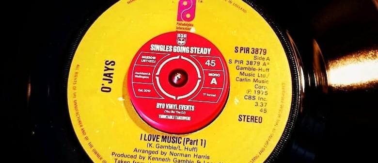 "Singles Going Steady: 7"" Open Decks"