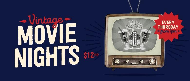 Vintage Movie Nights