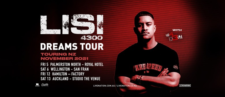 LISI - Dreams Tour feat Th4 W3st