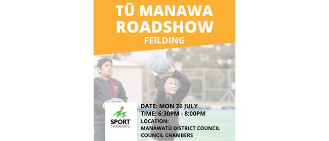 Tū Manawa Roadshow - Feilding