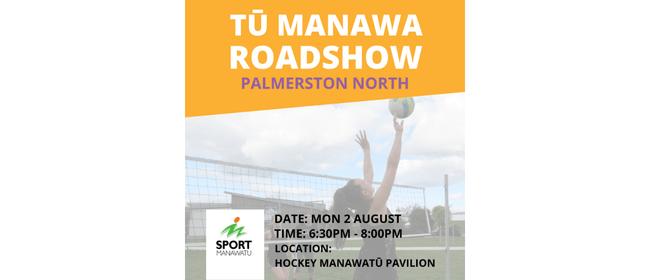 Tū Manawa Roadshow - Palmerston North