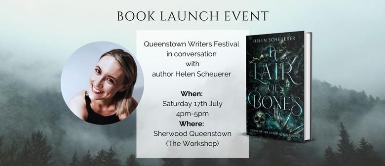 Book Launch: A Lair of Bones