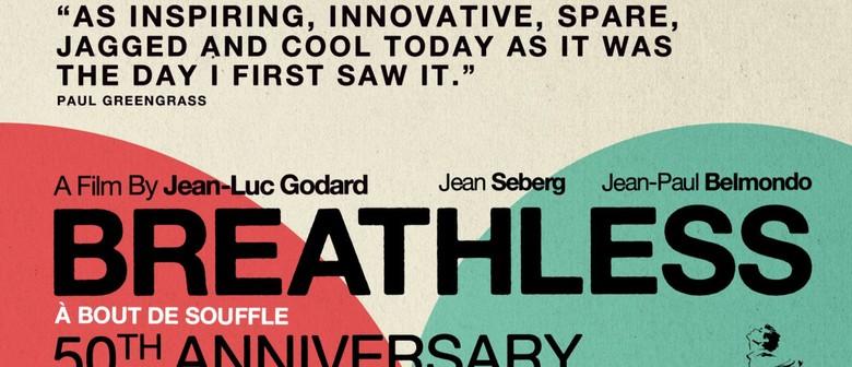 Bastille Day Films 'Breathless'