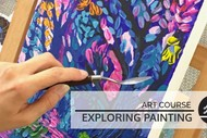 Exploring Painting (Art Course)