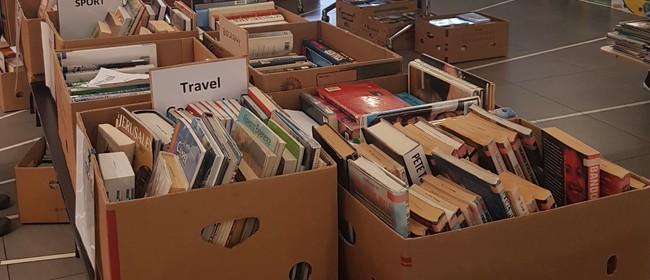 Annual Winter Used Book Sale